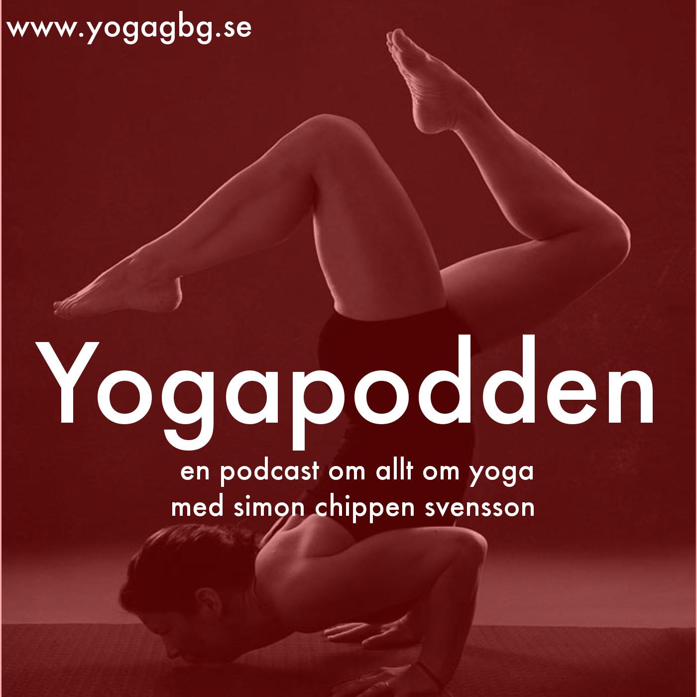 Yogapodden logga