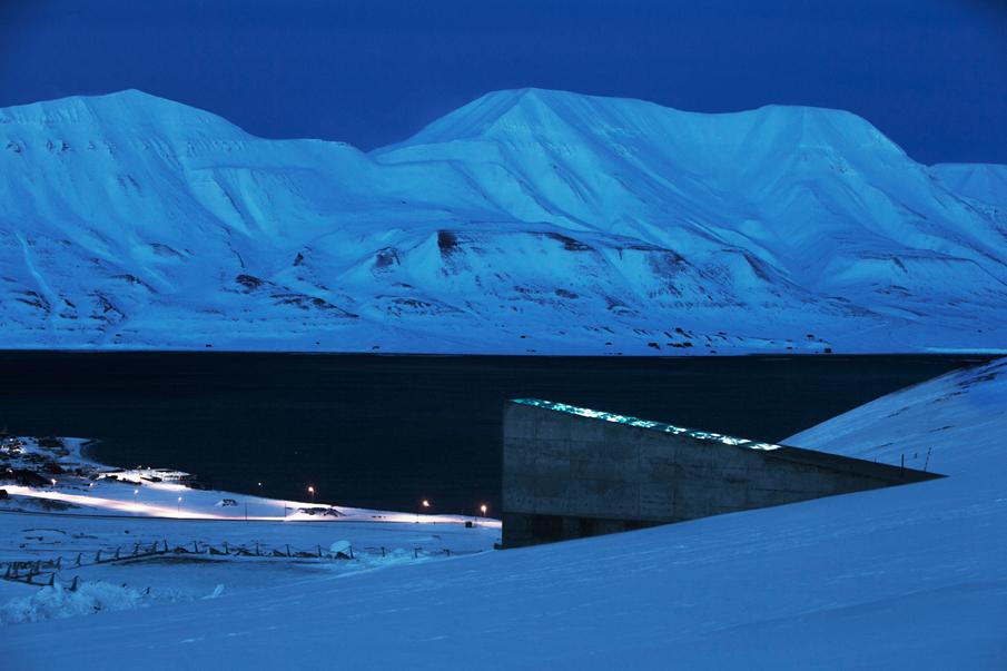 Ni som var i studion i Johanneberg såg fotografierna från Nicklas Blom och här är några av hans bilder på Svalbard. Det var för övrigt han som väckte en dröm som nu blir verklighet i Maj 2020.